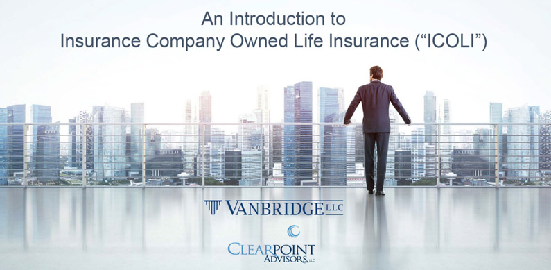 """An Introduction to Insurance Company Owned Life Insurance (""""ICOLI"""")"""