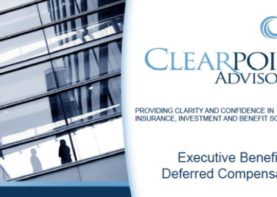 Executive Benefits Deferred Compensation
