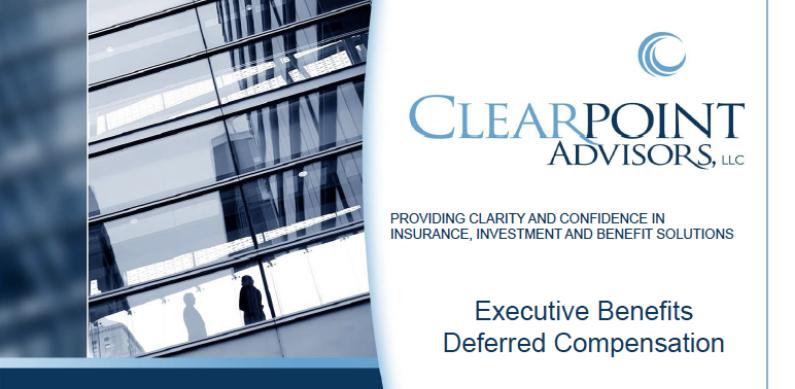 Executive Benefits Deferred Compensation
